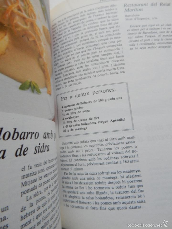 Libros de segunda mano: Bona cuina - Josep-Lluís Font 1989 - Foto 9 - 58333179