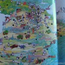 Libros de segunda mano: RECETAS SECRETOS MONJAS CLARISAS COCINA MONACAL CULINARIO LIBRO FASCÍCULOS POSTRES CASEROS. Lote 58976020