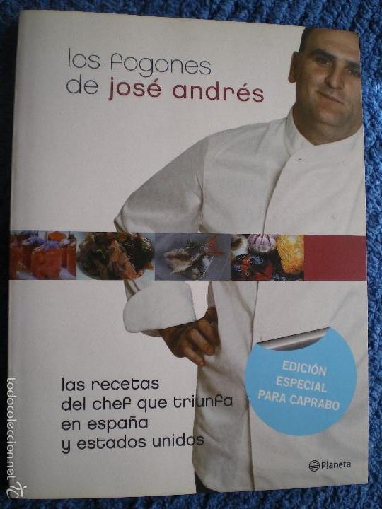 La Cocina De Jose Andres | Los Fogones De Jose Andres Editorial Planeta Comprar Libros De