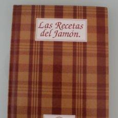 Libros de segunda mano - LIBRO: LAS RECETAS DEL JAMON – GRUPO NAVIDUL – A ESTRENAR GRUPO NAVIDUL, 1995. VEASE INDICE - 60176015