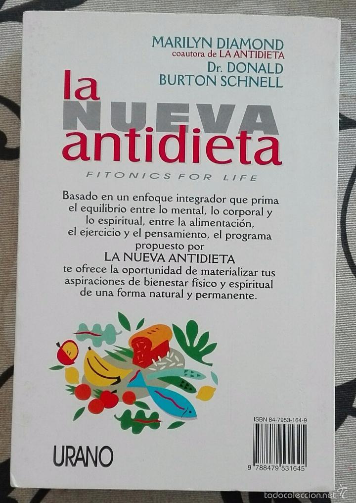 EL LIBRO DE LA NUEVA ANTIDIETA PDF