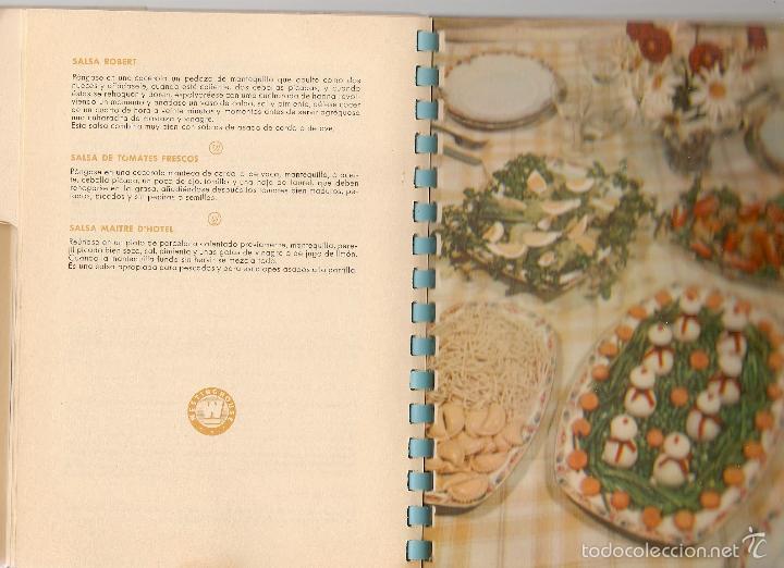 Libros de segunda mano: * RECETAS COCINA * Un nuevo arte de comer - 1958 - Foto 2 - 57260124