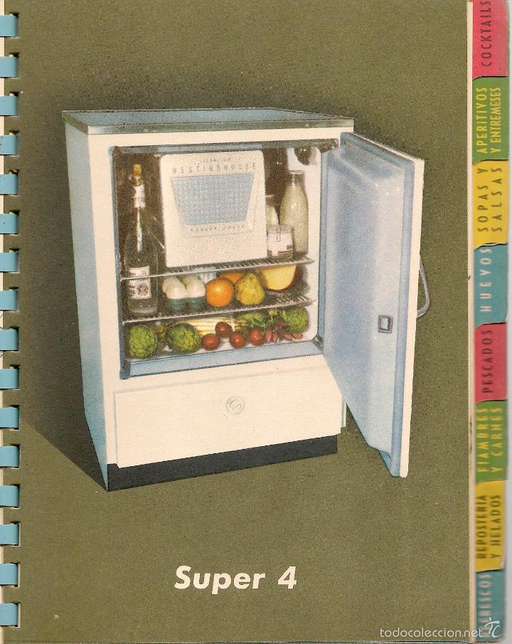 Libros de segunda mano: * RECETAS COCINA * Un nuevo arte de comer - 1958 - Foto 3 - 57260124