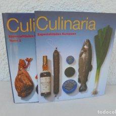 Libros de segunda mano: CULINARIA ESPECIALIDADES EUROPEAS. EDITA KONEMANN 1995. VER FOTOGRAFIAS ADJUNTAS.. Lote 61411875