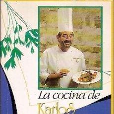 Libros de segunda mano: LA COCINA DE KARLOS ARGUIÑANO RICA RICA NAVIDAD. Lote 61506291