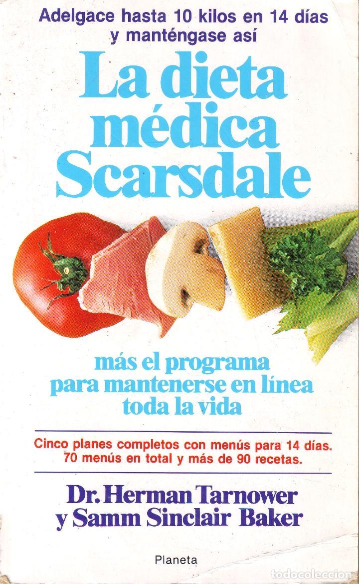 Libro dieta medica scarsdale