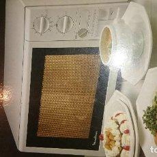 Libros de segunda mano: LA COCINA CON MICROONDAS. Lote 62392536
