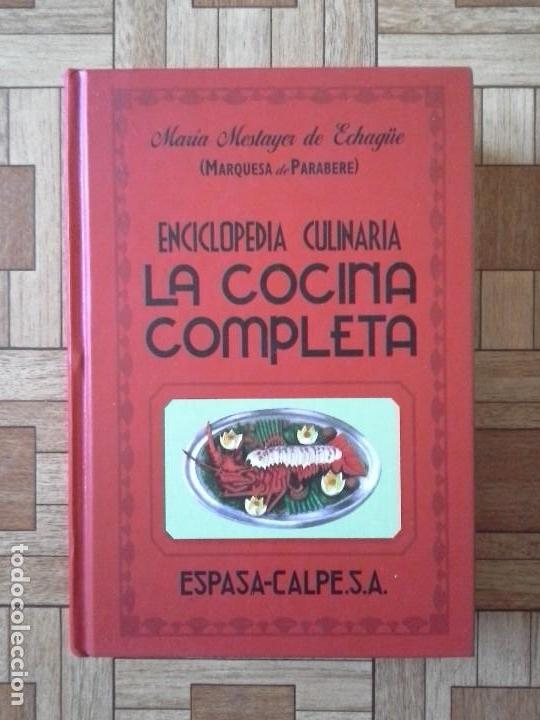 Cocina Completa Segunda Mano | Enciclopedia Culinaria La Cocina Completa M Comprar Libros De