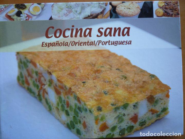 cocina sana - española/oriental/portuguesa - gr - Comprar Libros de ...