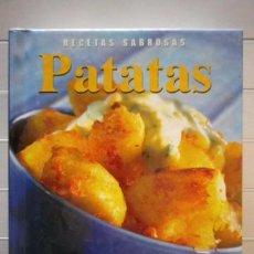 Gebrauchte Bücher - Recetas sabrosas: patatas - 65429851