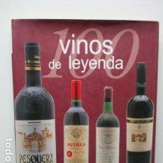 Libros de segunda mano - 100 VINOS DE LEYENDA - SYLVIE GIRARD-LAGORCE - 65706606
