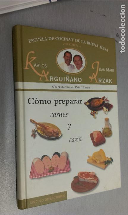 Escuela De Cocina Karlos Arguiñano   Escuela De Cocina Y La Buena Mesa 4 Arguinano Comprar Libros