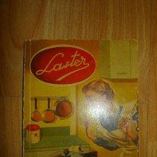 Libros de segunda mano - LASTER : Olla a presión. [Instrucciones y recetario] - 67478993