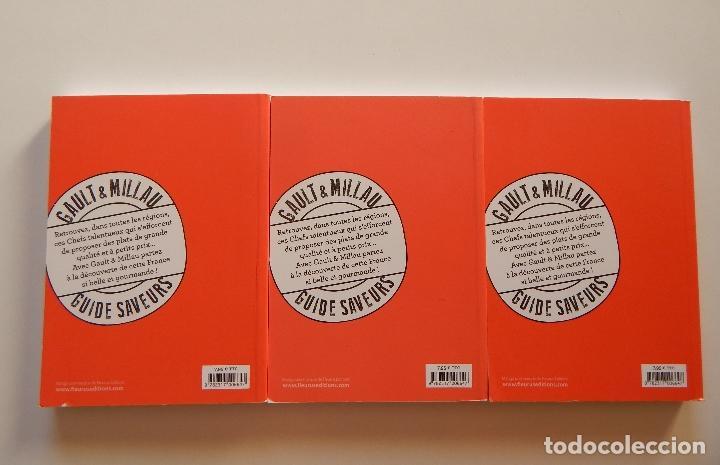 Libros de segunda mano: Gault & Millau. Les meilleurs restaurants à petits prix de France - Philippe Toinard - 3 Libros - Foto 2 - 68754033