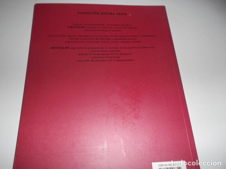 Libros de segunda mano: COCTELES JAMES BUTLER Y VICKI LILEY 2005 - Foto 2 - 70540665
