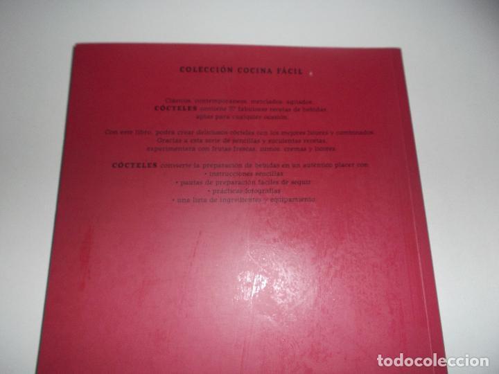 Libros de segunda mano: COCTELES JAMES BUTLER Y VICKI LILEY 2005 - Foto 5 - 70540665