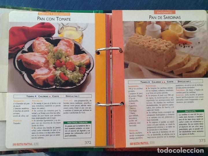 1000 recetas pr cticas de la cocina espa ola 5 comprar - Practicas de cocina ...