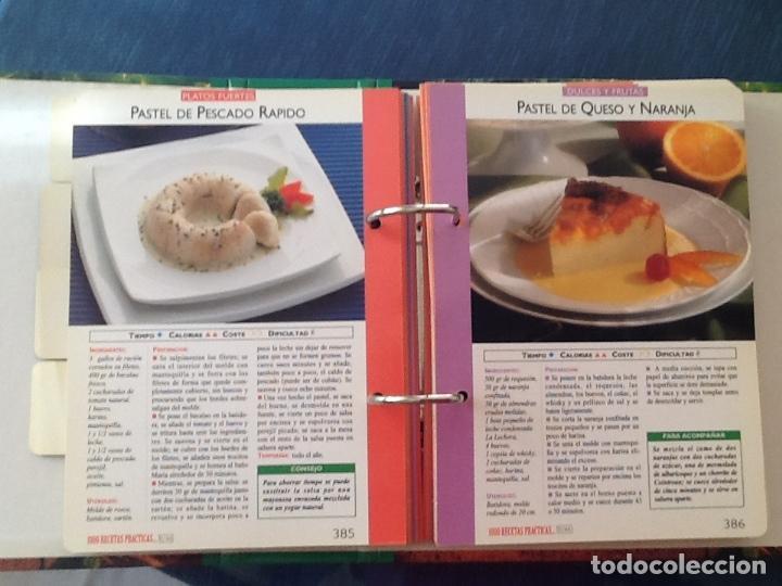1000 recetas pr cticas de la cocina espa ola 5 comprar for Practicas de cocina