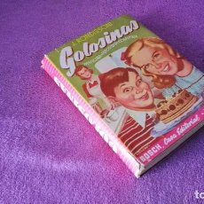 Libros de segunda mano: GOLOSINAS, PASTELERIA, REPOSTERIA, CONFITERIA, JOSE RONDISSONI 1948. Lote 71607743