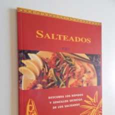 Libros de segunda mano: SALTEADOS DESCUBRA LOS RÁPIDOS Y SENCILLOS SECRETOS DE LOS SALTEADOS - BRIDGET JONES. Lote 71489191