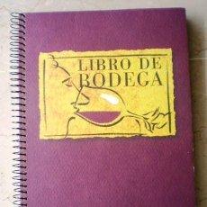 Libros de segunda mano: LIBRO DE BODEGA - RAIMAT. Lote 71869143
