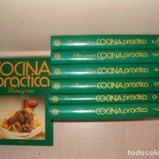 Libros de segunda mano: FERNANDO LARA BOSCH (DIR.). COCINA PRÁCTICA. SIETE TOMOS RMT78380. . Lote 72239299