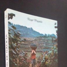 Libros de segunda mano: OS VIÑOS DE GALICIA / XOSE POSADA. Lote 73288855