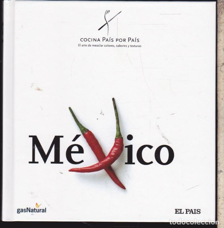 cocina pais por pais ····· méxico - Comprar Libros de cocina y ...