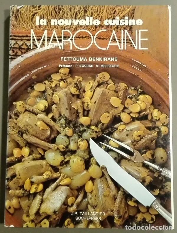 La nouvelle cuisine marocaine cocina de marrue comprar for 10 mandamientos de la nouvelle cuisine