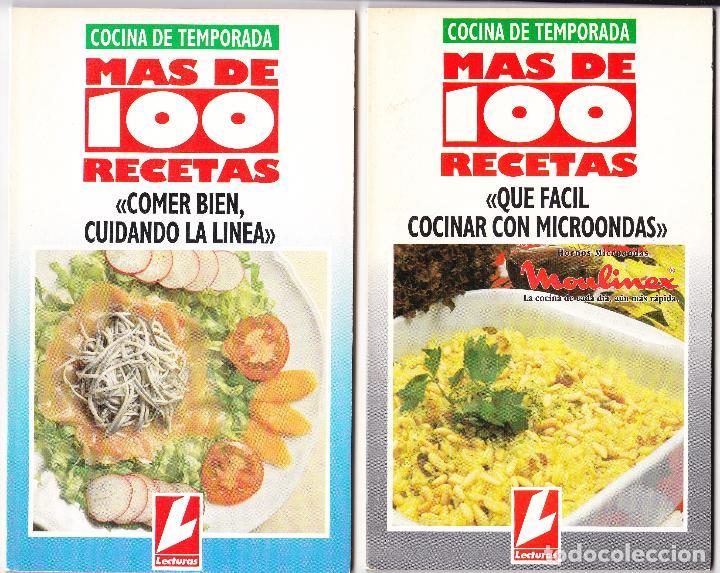 Cocina De Temporada | Lote De Seis Libros Cocina De Temporada Lec Comprar Libros De