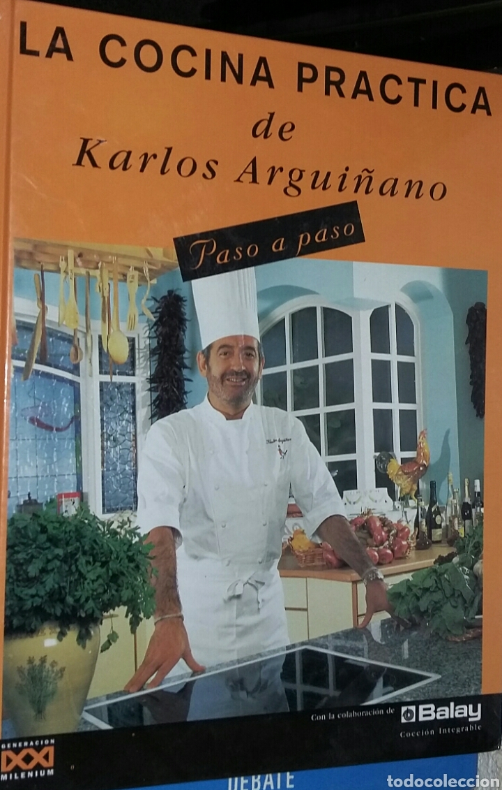 Cocina Karlos Arguiñano | La Cocina Practica De Karlos Arguinano Paso A Comprar Libros De
