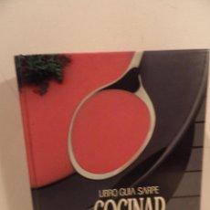 Libros de segunda mano: COCINAR ES FACIL- LIBRO GUIA SARPE- 1986. Lote 75785979