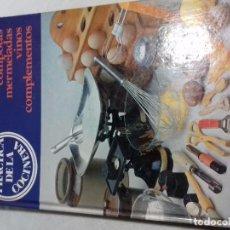 Libros de segunda mano: GUIA PRACTICA DE LA COCINERA-JAIMES LIBROS-1978-CONGELADOS-COMPOTAS-MERMELADAS-VINOS-COMPLEMENTOS. Lote 77571525