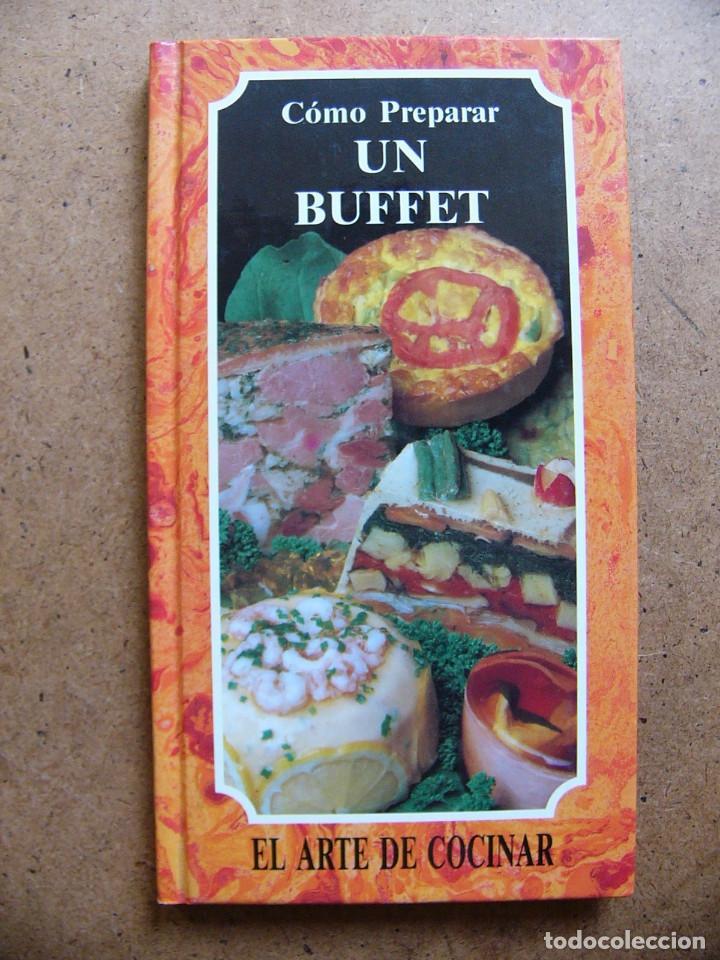 libro de cocina como preparar un buffet - el ar - Comprar Libros de ...