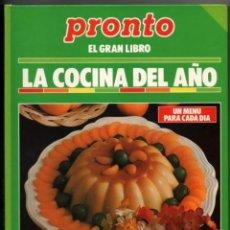 Libros de segunda mano: LA COCINA DEL AÑO - FASCICULOS PRONTO - MUY ILUSTRADO *. Lote 99374343