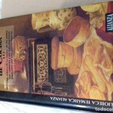 Libros de segunda mano: 1080 RECETAS DE COCINA (1) SIMONE ORTEGA-BIBLIOTECA TEMATICA ALIANZA-1993. Lote 78381405