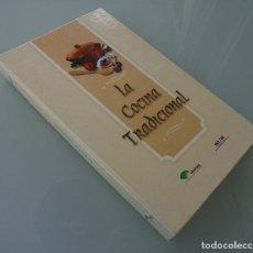 Libros de segunda mano: LIBRO FICHERO CON FICHAS RECETAS: LA COCINA TRADICIONAL - FACIL ELABORACION VER ALGUNOS EJEMPLOS. Lote 80012129