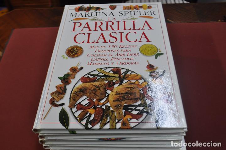 enciclopedia de 9 tomos cocina , italiana , asi - Comprar Libros de ...