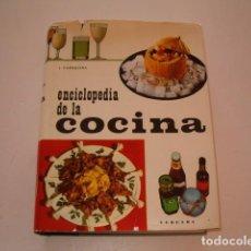 Libros de segunda mano: LUIGI CARNACINA. ENCICLOPEDIA DE LA COCINA. RM79637. . Lote 81750308