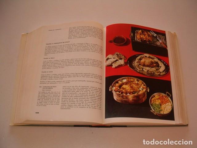 Libros de segunda mano: LUIGI CARNACINA. Enciclopedia de la Cocina. RM79637. - Foto 4 - 81750308