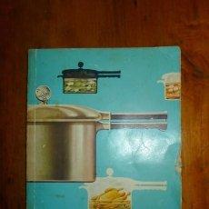 Libros de segunda mano - LASTER : Olla a presión. [Instrucciones y recetario] - 81893892