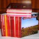 Libros de segunda mano: COLECCIÓN LAS RUTAS DEL VINO EN ESPAÑA Y EN EL MUNDO 22T DE BIBLIOTECA METRÓPOLI EN MADRID 2006. Lote 23547342