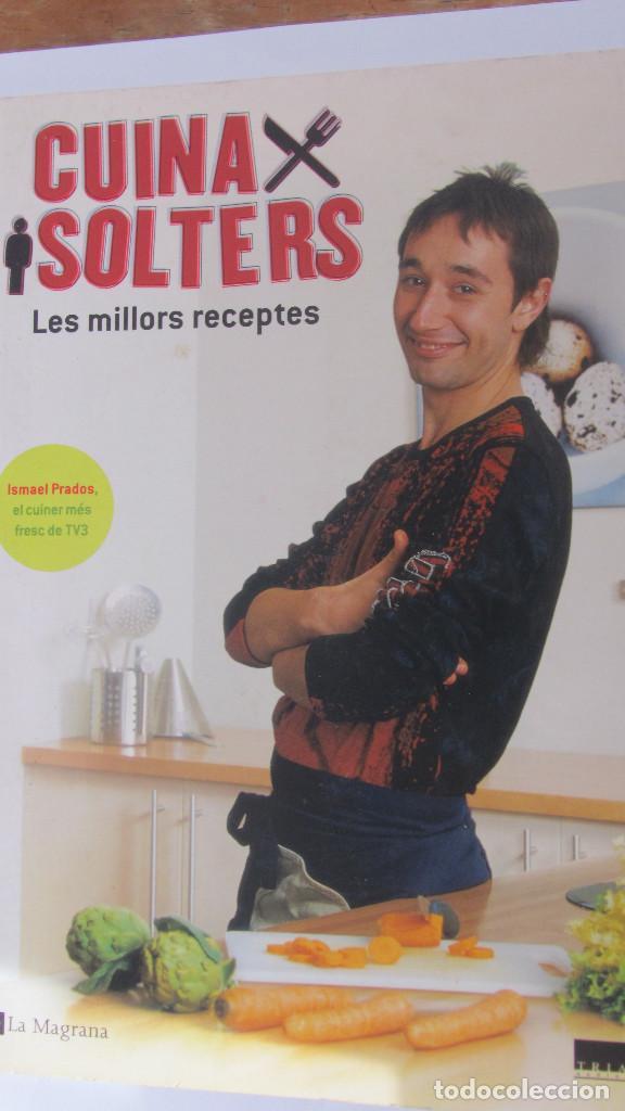 CUINA X SOLTERS. LES MILLORS RECEPTES(LA MAGRANA) (Libros de Segunda Mano - Cocina y Gastronomía)