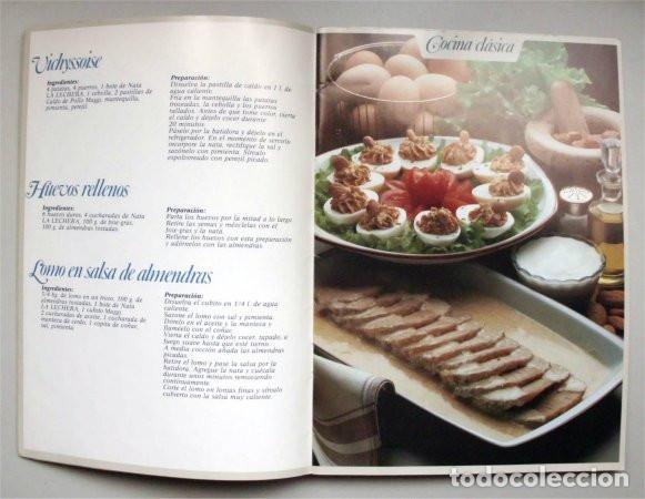 Cocina Con La Lechera | Cocina A La Crema Con Nata La Lechera Recetari Comprar Libros