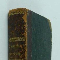 Libros de segunda mano: EL LIBRO DE LAS FAMILIAS, NOVÍSIMO MANUAL PRÁCTICO DE COCINA, HIGIENE Y ECONOMÍA DOMÉSTICA. MADRID, . Lote 86803308