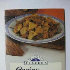 Libros de segunda mano: COCINA ASIÁTICA - EDICIONES SUSAETA - 1991 - COLECCIÓN ALACENA. Lote 86990484