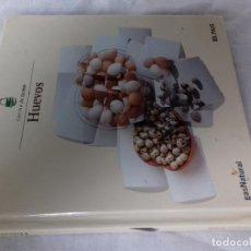 Libros de segunda mano: HUEVOS-COCINA DE EL PAIS-2005. Lote 87157772