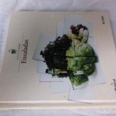 Libros de segunda mano: ENSALADAS-COCINA DE EL PAIS-2005. Lote 87157852