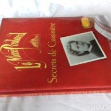 Libros de segunda mano: SECRETS DE CUISINIERE-LA MERE POULARD-EDITIONS QUEST FRANCE-EN FRANCES-. Lote 87168356