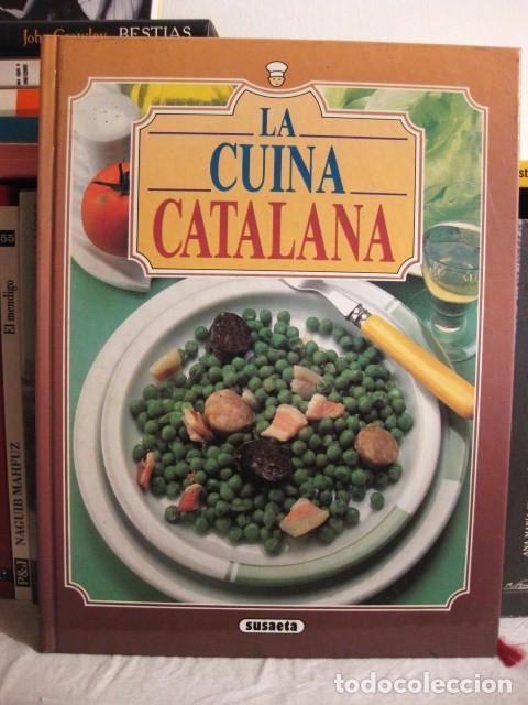 Recetas De Cocina En Catalan   La Cuina Catalana Susaeta Recetario Catalan Comprar Libros De